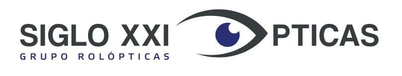 Logotipo Ópticas Siglo XXI